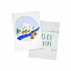 Meri Meri  Let's Explore Art Prints