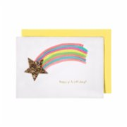 Meri Meri  Shooting Star Greeting Card