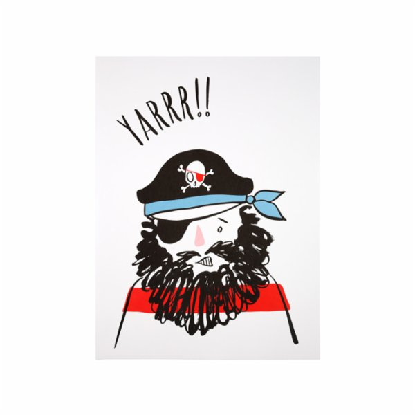 Meri Meri Pirate Prints