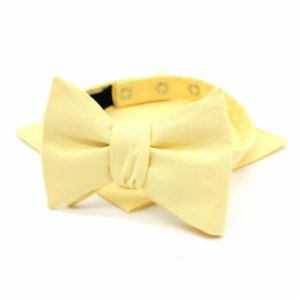 Atelier Dupont  Toulouse Bow Tie&Pocket Square