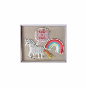 Meri Meri  Unicorn Brooches