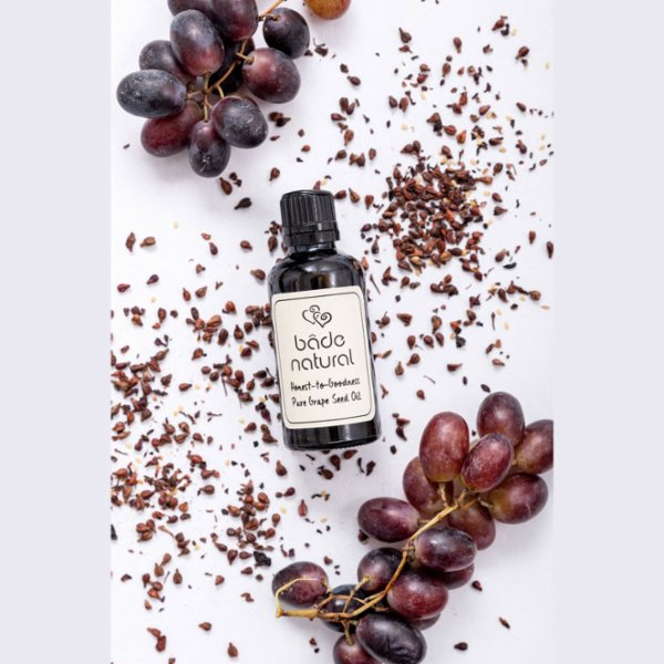 Bade Natural Pure Grape Seed Oil