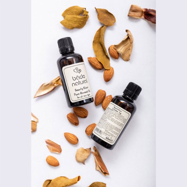 Bade Natural Pure Almond Oil