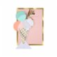 Meri Meri Ice Cream Honeucomb Card