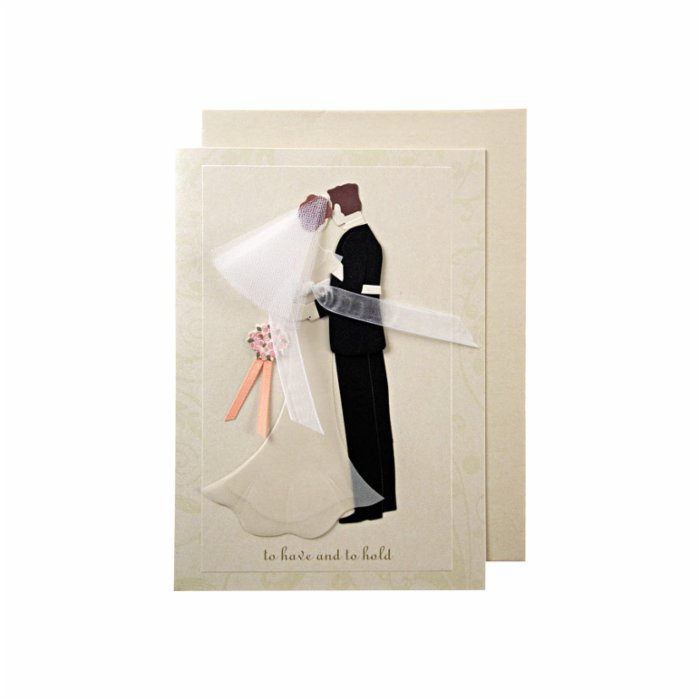 Meri Meri To Have And To Hold Card