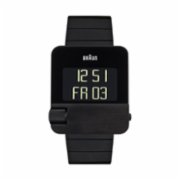 Braun  Prestige Digital Digital Display Swiss Quartz Watch