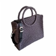 Mien İstanbul  Knitted Round Handle Bag