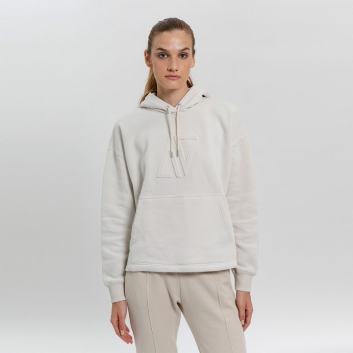 Bassigue Putty Hoodie Sweat