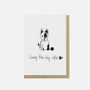 Paper Street Co.  Living The Dog Life Card