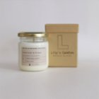 Lily's Candles  Sandalwood & Orange Natural Candle