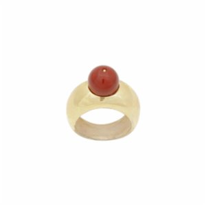 [Add]Tension  Drop Ring - Agate