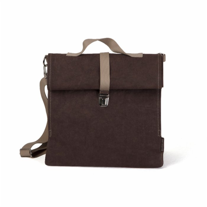 Epidotte Lunch Bag - Brown