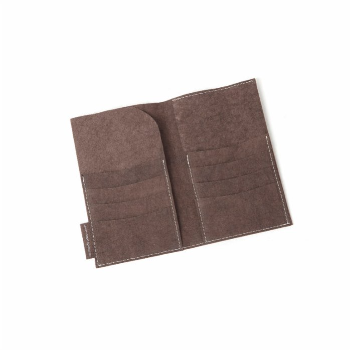 Epidotte Big Wallet - Brown