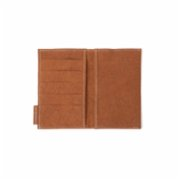 Epidotte  Long Wallet - Clay