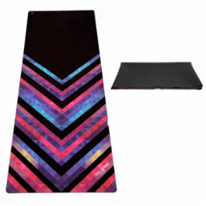 Yoga Design Lab  Chevron Maya - Travel Yoga Mat