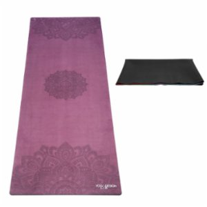 Yoga Design Lab  Mandala Depth - Travel Yoga Mat