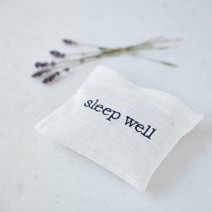 Homemade Aromaterapi  Sleep Well Pouch