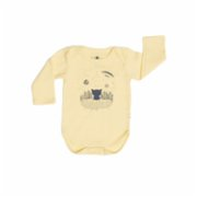 Little Yucca	  Organic Onesie Long Sleeve