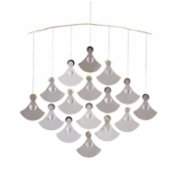 Flensted Mobiles  Angel Chorus 16 Angels Mobile