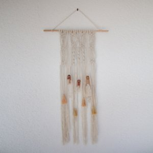Som Design Studio	  Happy Family Wall Hanging