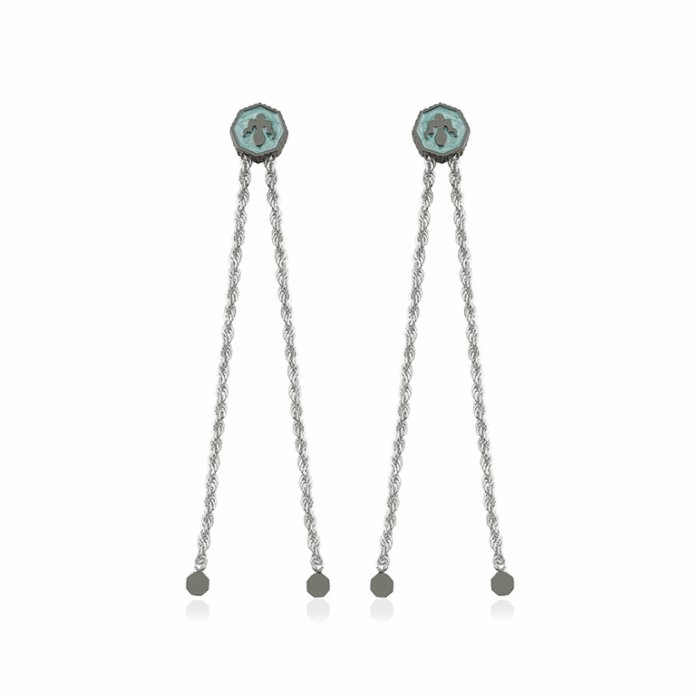 Luna Merdin  Alka Earrings