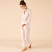 Night And Mild	  Silk Classic PJ Set