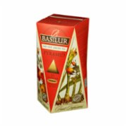 Basilur Tea  Red Hot Ginger Pyramid Tea Bags 30 G