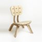 Tufetto Tospaa Wooden Lounge Chair
