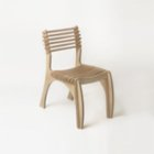 Tufetto Venice Wooden Chair