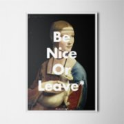 Every Other Day  Or Leave Poster
