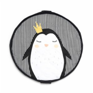 Play & GO  Soft Penguin Girl Toy Storage Bags