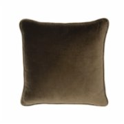 Alpaq Studio  Green Velvet Cushion