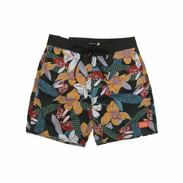 Deus ex Machina Macro Floral Shorts