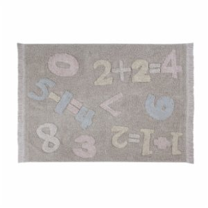 Lorena Canals	  Baby Numbers Kids Rug
