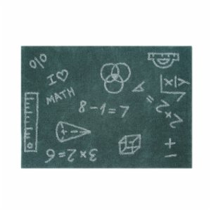 Lorena Canals	  I Love Math Kids Rug