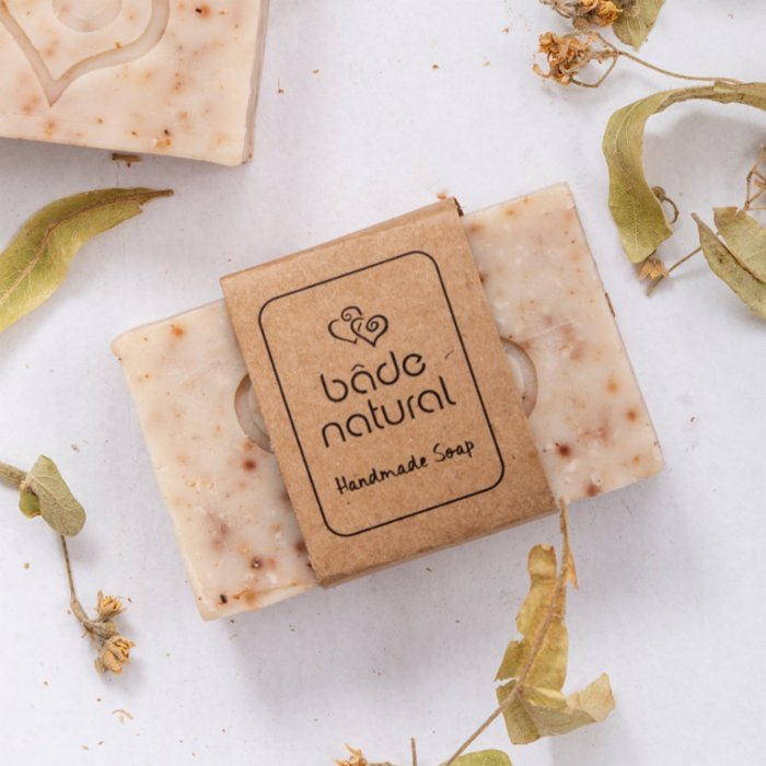 Bade Natural Natural Linden Facial Soap