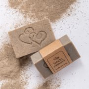 Bade Natural  Natural Clay Facial Soap
