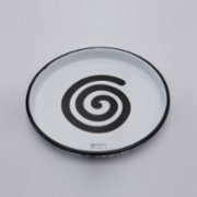 Mesele  Spiral Enamel Tray - (Change And Growth)