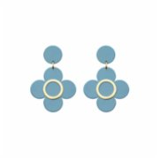 Isuwa  Clover Earrings - II