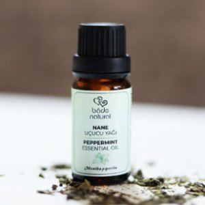 Bade Natural  Peppermint Essential Oil