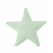 Lorena Canals	  Star Mint Pillow