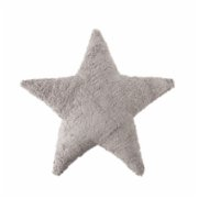 Lorena Canals  Star Gray Pillow