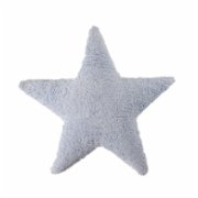 Lorena Canals	  Star Blue Pillow
