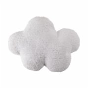 Lorena Canals  Cloud White Pillow
