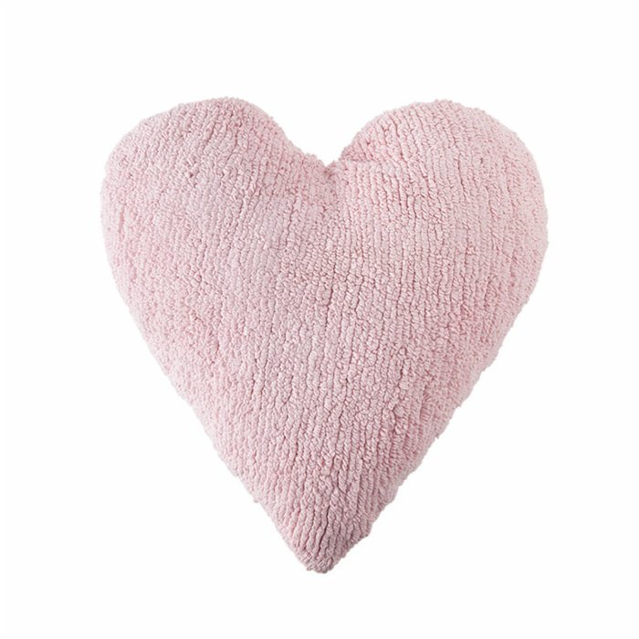 Lorena Canals	 Heart Pink Pillow