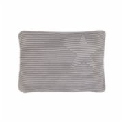 Lorena Canals	  Hippy Stars Gray Pillow
