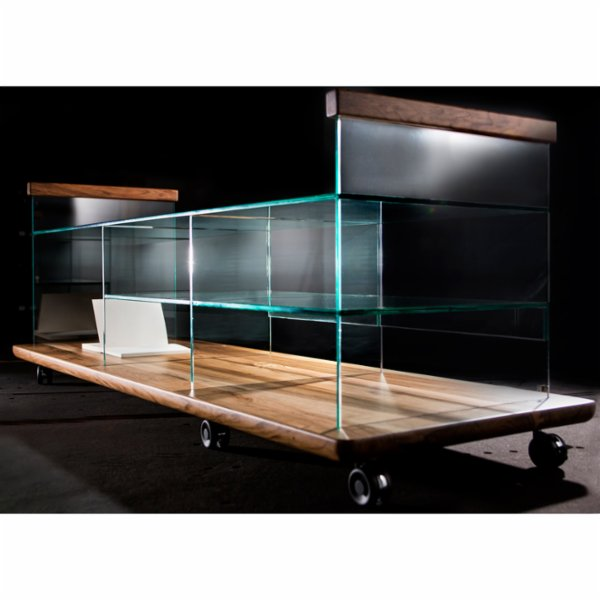 Rectangle Studio Space Console