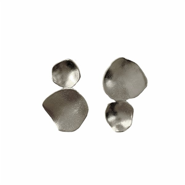 Mihaniki Design	 Balance-Delicate Earrings