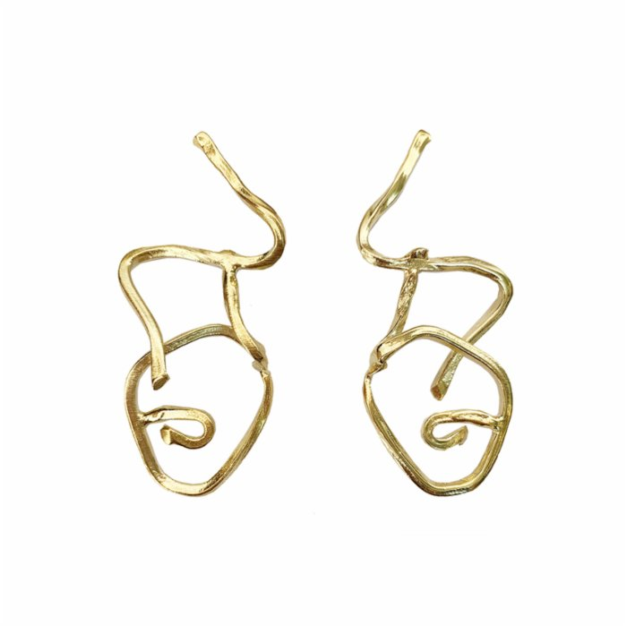 Mihaniki Design	 Yol Earrings