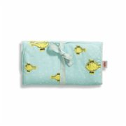 Crocodily  Yellow Box Fish Changing Pad